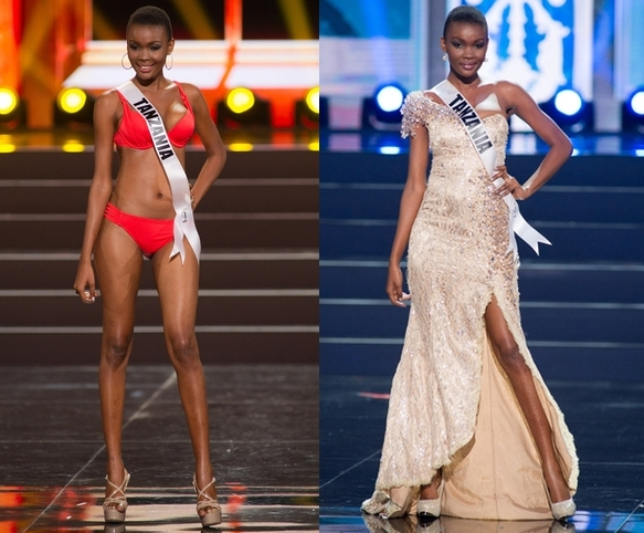 Miss Universe Tanzania - Preliminary Show - November 2013 - BellaNaija 04