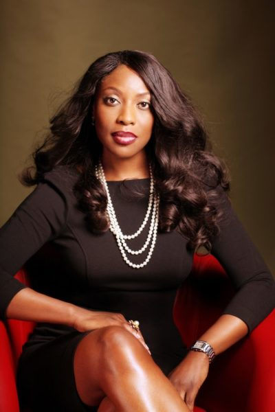 Mo Abudu - November 2013 - Independent UK - BellaNaija