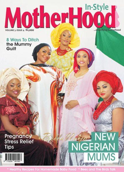 Motherhood In-Style Magazine - November 2013 Issue - BellaNaija 01