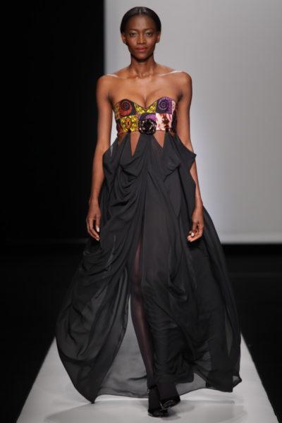 Mustapha Hassanali for Mercedes-Benz Fashion Week Africa 2013 - BellaNaija - November 2013