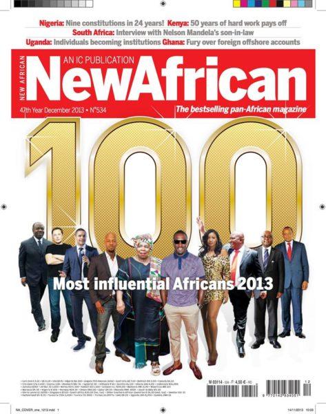 New African Magazine - November 2013 - BellaNaija