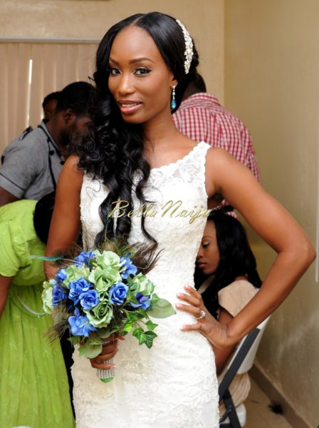 Nigerian BellaNaija Peacock WeddingTAP_5377