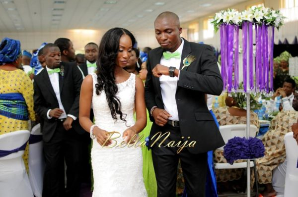 Nigerian BellaNaija Peacock WeddingTAP_5460