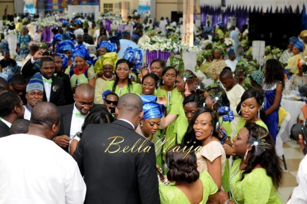 Nigerian BellaNaija Peacock WeddingTAP_5472
