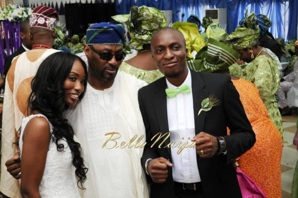 Nigerian BellaNaija Peacock WeddingTAP_5667