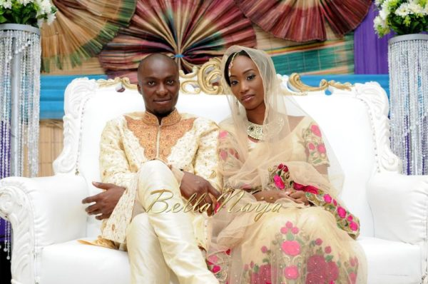Nigerian Muslim Wedding Bollywood Nikkah BellaNaijaTAP_5244