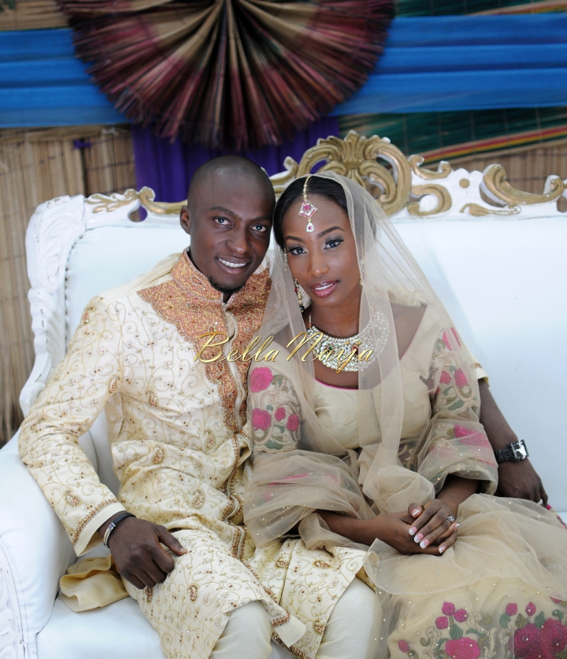 African Wedding: A Pretty Peacock Wedding In Lagos! Traditional Engagement