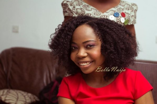 Nigerian Natural Hair Bride BellaNaija Weddings 11