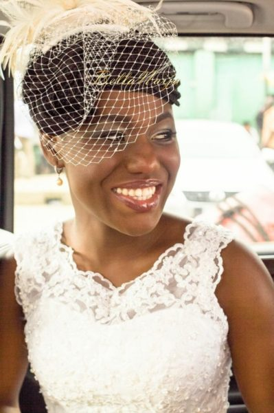 Nigerian Natural Hair Bride BellaNaija Weddings 1