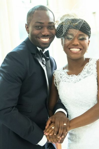 Nigerian Natural Hair Bride BellaNaija Weddings 3