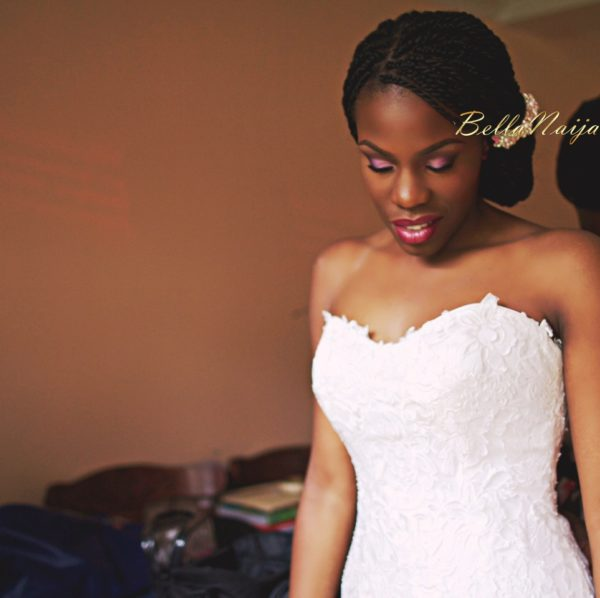 Nigerian Natural Hair Bride BellaNaija Weddings 7