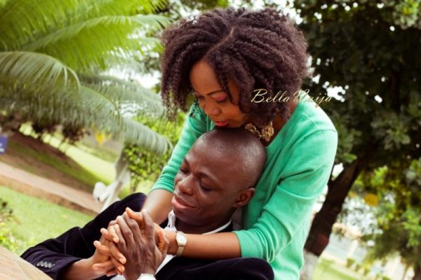 Nigerian Natural Hair Bride BellaNaija Weddings 8