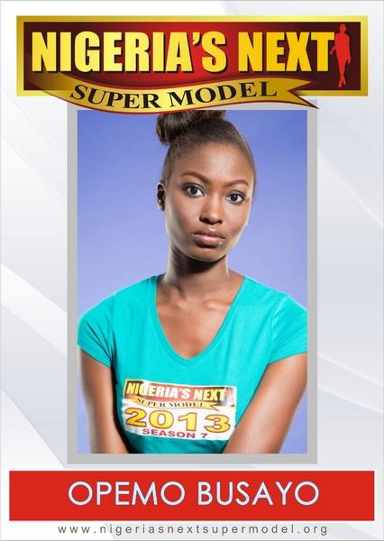Nigeria's Next Supermodel 2013 - BellaNaija - November 2013 (5)
