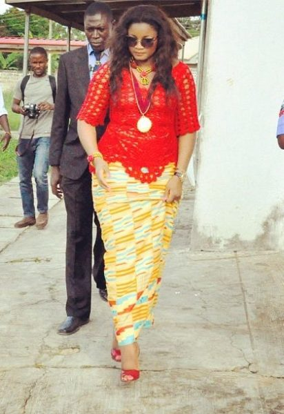Omotola Jalade Ekeinde - Chieftancy Title in Ondo - November 2013 - BellaNaija 01