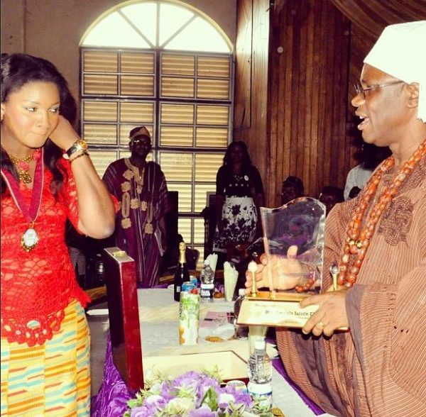 Omotola Jalade Ekeinde - Chieftancy Title in Ondo - November 2013 - BellaNaija 04