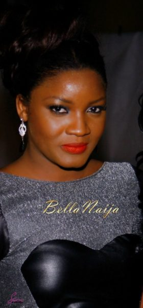 Omotola Jalade-Ekeinde awarded the Ebony Vanguard Award at MVIsa Awards in UK - November 2013 - BellaNaija007