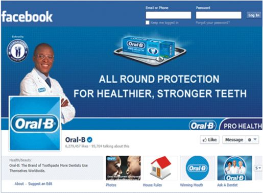 Oral B Winning Mouth Competition Facebook Page - BellaNaija - November 2013001