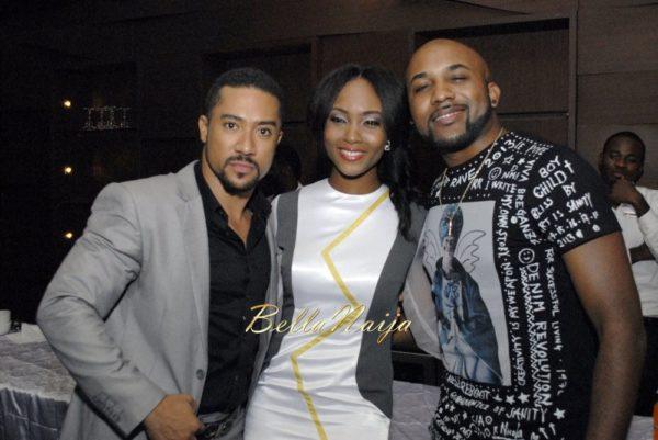 Majid Michel, Osas Ighodaro & Banky W