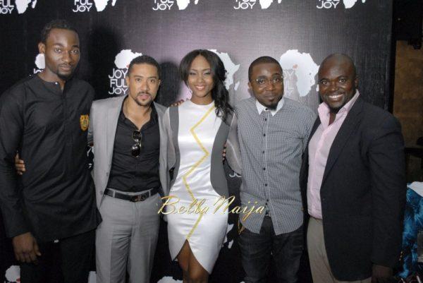 Gbenro Ajibade, Majid Michel, Osas Ighodaro & Ice Prince