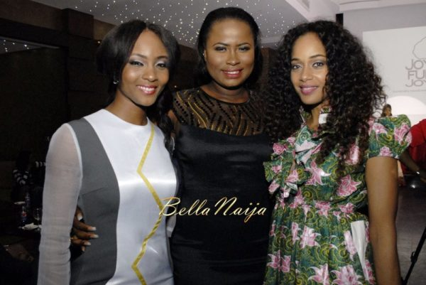 Osas Ighodaro launches Joyful Joy Foundation - November 2013 - BellaNaija013