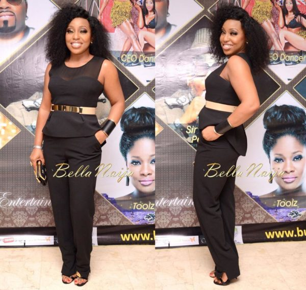 Rita Dominic at the Butterscotch Evenings The Next Level Show in Lagos - November 2013 - BellaNaija