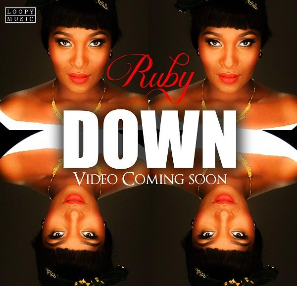 Ruby - Down - November 2013 - BellaNaija