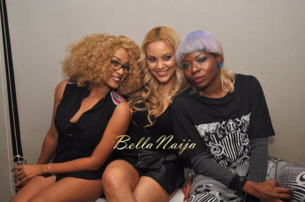 Sarah Ofili's Twerkastic Birthday Party in Lagos - November 2013 - BellaNaija002