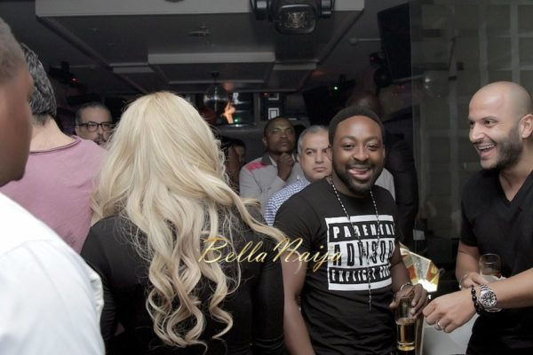 Sarah Ofili's Twerkastic Birthday Party in Lagos - November 2013 - BellaNaija007