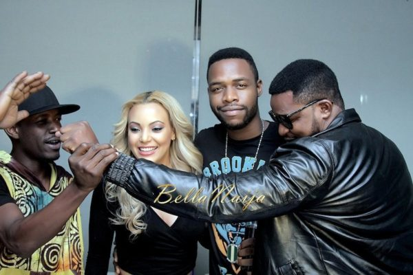 Sarah Ofili's Twerkastic Birthday Party in Lagos - November 2013 - BellaNaija010