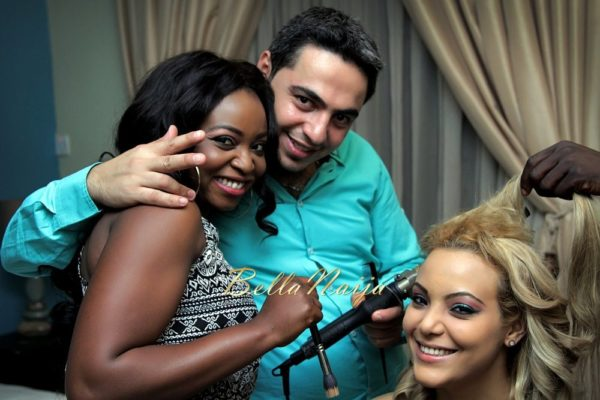 Sarah Ofili's Twerkastic Birthday Party in Lagos - November 2013 - BellaNaija023