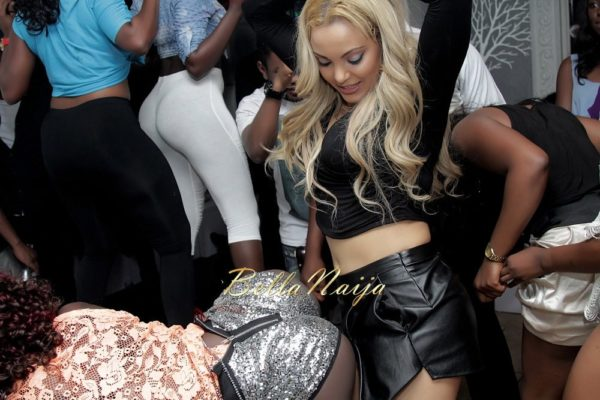 Sarah Ofili's Twerkastic Birthday Party in Lagos - November 2013 - BellaNaija045