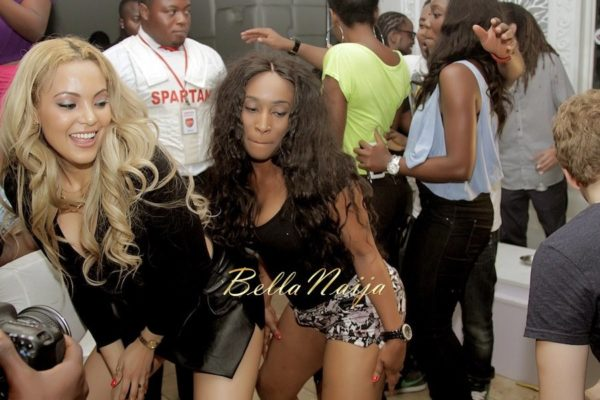 Sarah Ofili's Twerkastic Birthday Party in Lagos - November 2013 - BellaNaija049