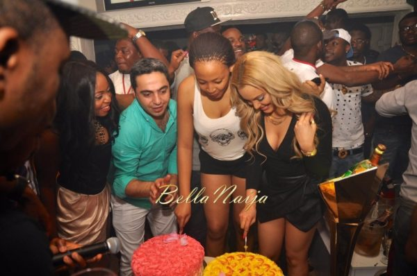 Sarah Ofili's Twerkastic Birthday Party in Lagos - November 2013 - BellaNaija052