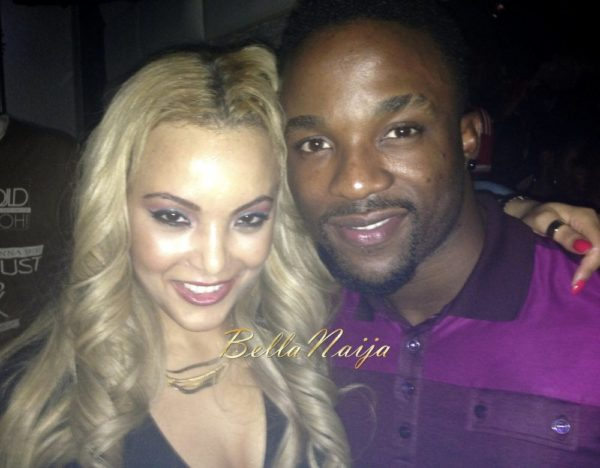 Sarah Ofili's Twerkastic Birthday Party in Lagos - November 2013 - BellaNaija055