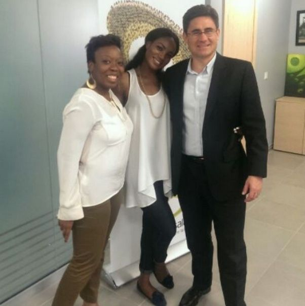 Music Star Seyi Shay Signs On As An Ambassador For