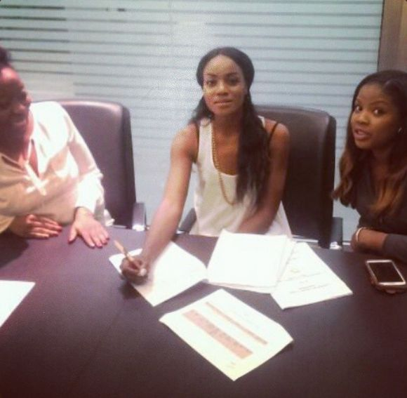 Seyi Shay - November 2013 - BellaNaija 02