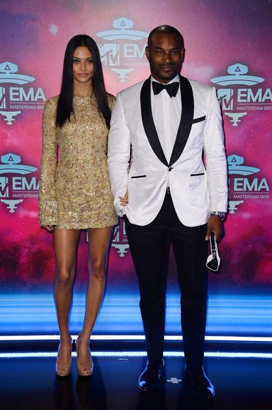 Shanina Shaik & Tyson Beckford