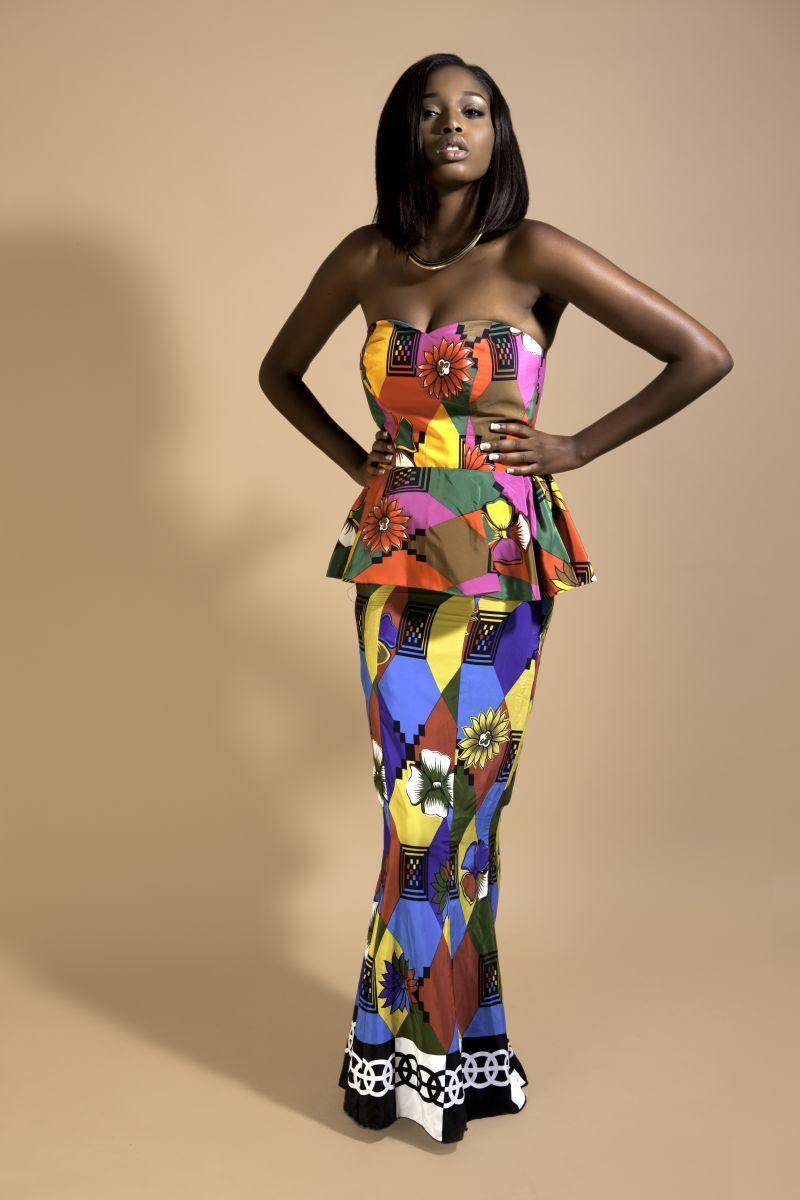Bella Naija Dresses 2014