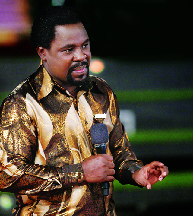 TB Joshua's Ministry Delivers a Nigerian Man Who Had