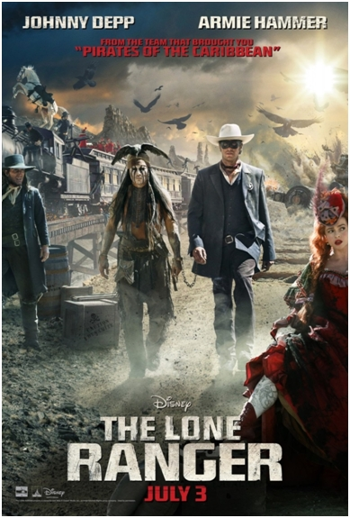 The Lone Ranger - Tripican - November 2013 - BellaNaija