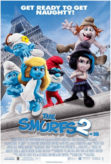 The Smurfs 2 - Tripican - November 2013 - BellaNaija