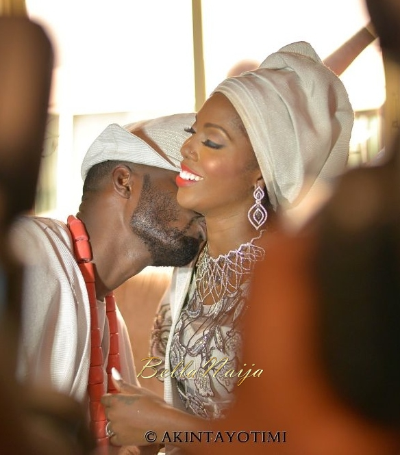Tiwa Savage Traditional Wedding, Tee Billz, TJ Balogun, BellaNaija1-109