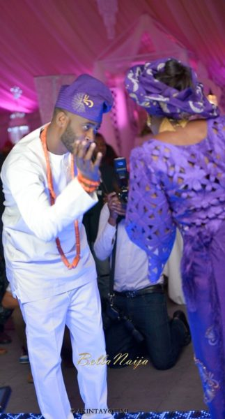 Tiwa Savage Traditional Wedding, Tee Billz, TJ Balogun, BellaNaija1-18