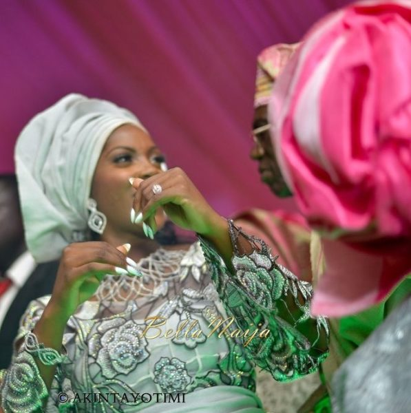 Tiwa Savage Traditional Wedding, Tee Billz, TJ Balogun, BellaNaija1-30