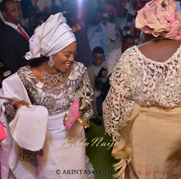 Tiwa Savage Traditional Wedding, Tee Billz, TJ Balogun, BellaNaija1-33