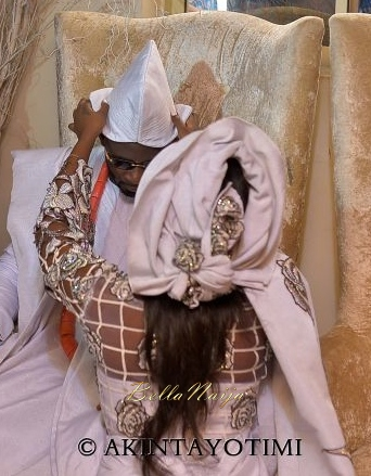 Tiwa Savage Traditional Wedding, Tee Billz, TJ Balogun, BellaNaija1-38