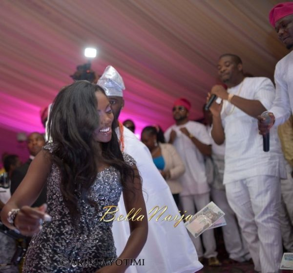 Tiwa Savage Traditional Wedding, Tee Billz, TJ Balogun, BellaNaija1-93