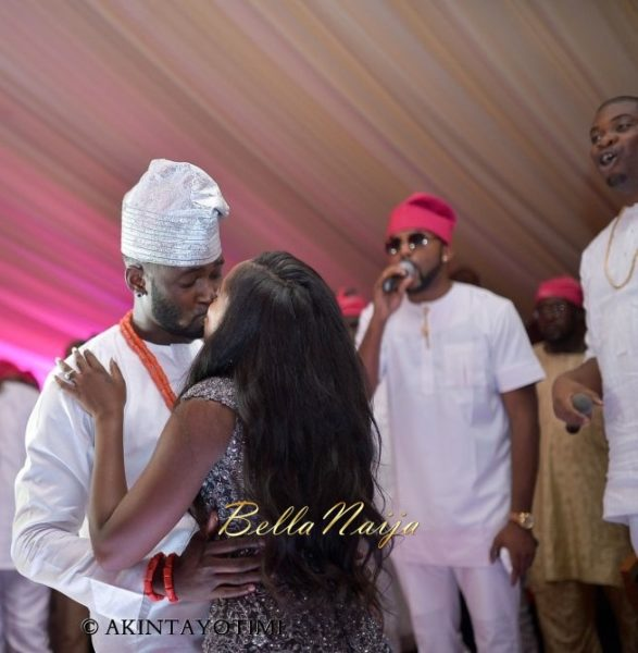 Tiwa Savage Traditional Wedding, Tee Billz, TJ Balogun, BellaNaija1-98