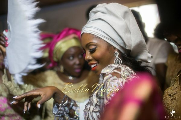 Tiwa Savage Traditional Wedding, Tee Billz, TJ Balogun, BellaNaijaTiwa Savage Wedding(A)-10