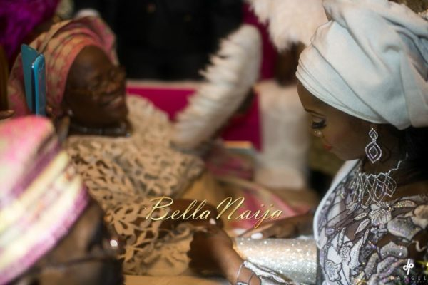 Tiwa Savage Traditional Wedding, Tee Billz, TJ Balogun, BellaNaijaTiwa Savage Wedding(A)-11